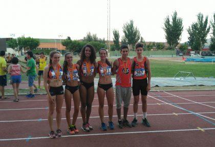 XV Campionat Espanya Cadet 2016